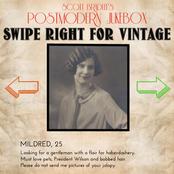 Swipe Right For Vintage cover art