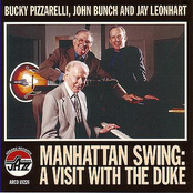 bucky pizzarelli, john bunch and jay leonhart