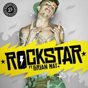 Rockstar (feat. Brian May) - EP