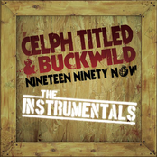 Celph Titled: Nineteen Ninety Now: The Instrumentals