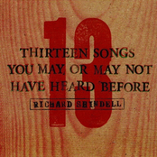 Thirteen songs you may or may not have heard before