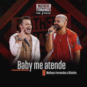Baby Me Atende - Single