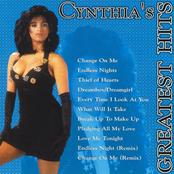 Cynthia: Cynthia's Greatest Hits