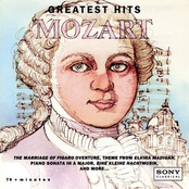 Mozart's Greatest Hits
