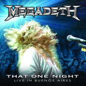 Megadeth: That One Night: Live in Buenos Aires