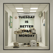 Tuesday is better than Monday (feat. YERI) - Single