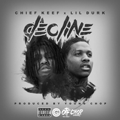 Decline (feat. Chief Keef) - Single