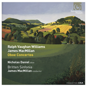 James MacMillan: Ralph Vaughan Williams & James MacMillan: Oboe Concertos