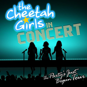 The Party's Just Begun: The Cheetah Girls in Concert