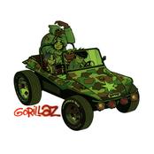 Gorillaz cover art