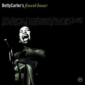Betty Carter's Finest Hour