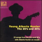 Young Alberta Hunter: The Twenties