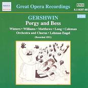 Gershwin: GERSHWIN: Porgy and Bess (Winters, Williams, Long) (1951)