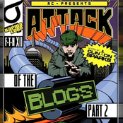 Attack of The Blogs Part 2 Hosted by Clinton Sparks cover art