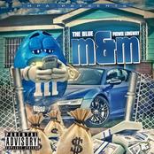 Blue M&M