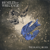 The Black Lillies: 100 Miles of Wreckage