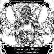 Four Wings Of Blasphemy And Abomination (Split)