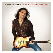 Anthony Gomes: Music Is The Medicine