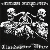 Satanic Warmaster / Clandestine Blaze