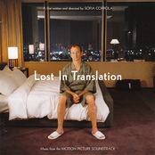 Lost In Translation - Music From The Motion Picture Soundtrack