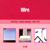 Wire: Pink Flag/Chairs Missing/154
