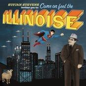 Sufjan Stevens - Come On Feel the Illinoise Artwork