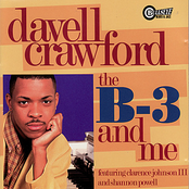 Davell Crawford: The B-3 and Me