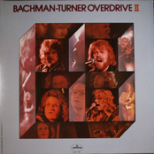 Bachman-Turner Overdrive II cover art