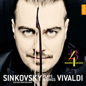 Dmitry Sinkovsky: Sinkovsky Plays & Sings Vivaldi