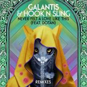 Never Felt A Love Like This (feat. Dotan) [Remixes]