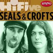 Rhino Hi-five: Seals & Crofts cover art