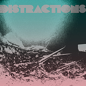 Distractions - Dark Green Sea Artwork