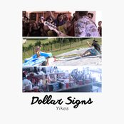 Album cover of Yikes, by Dollar Signs