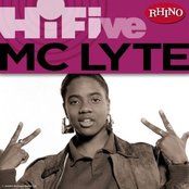 Mc Lyte: Rhino Hi-Five: MC Lyte
