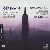 Jon Nakamatsu: Gershwin: Piano Concerto in F, Rhapsody in Blue, Cuban Overture