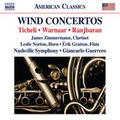 Giancarlo Guerrero: Ticheli, Warnaar & Ranjbaran: Wind Concertos