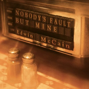Edwin McCain: Nobody's Fault But Mine