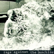 Rage Against the Machine CD1(F