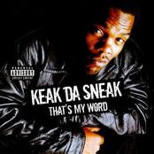 Keak Da Sneak: That's My Word
