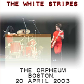 Live at the Orpheum Theater, April 20th, 2003