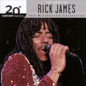 20th Century Masters - The Millennium Collection: The Best of Rick James