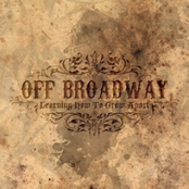 Off Broadway: Learning How To Grow Apart