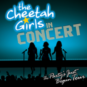 The Cheetah Girls In Concert - The Party's Just Begun Tour Original Soundtrack