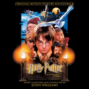 Harry Potter and The Sorcerer's Stone Original Motion Picture Soundtrack cover art