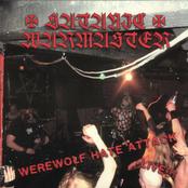 Werewolf Hate Attack EP