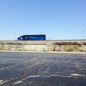 empty parking lots