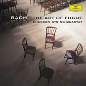 Emerson String Quartet: Bach, J.S.: The Art of Fugue - Emerson String Quartet
