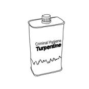 Criminal Hygiene: Turpentine