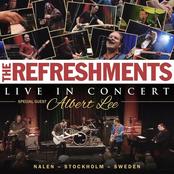 The Refreshments-Live In Concert (feat. Albert Lee) [Special guest Albert Lee. Nalen, Stockholm, Sweden]
