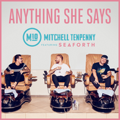 Mitchell Tenpenny: Anything She Says (feat. Seaforth)